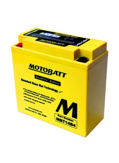 GeGShop.nl MotoBatt Accu MBT14B4 13Ah