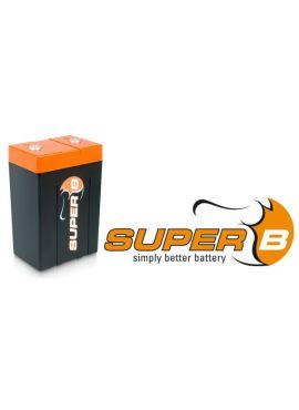 Super-B Lithium accu's