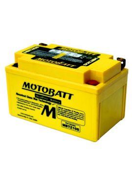 MotoBatt AGM Accu's