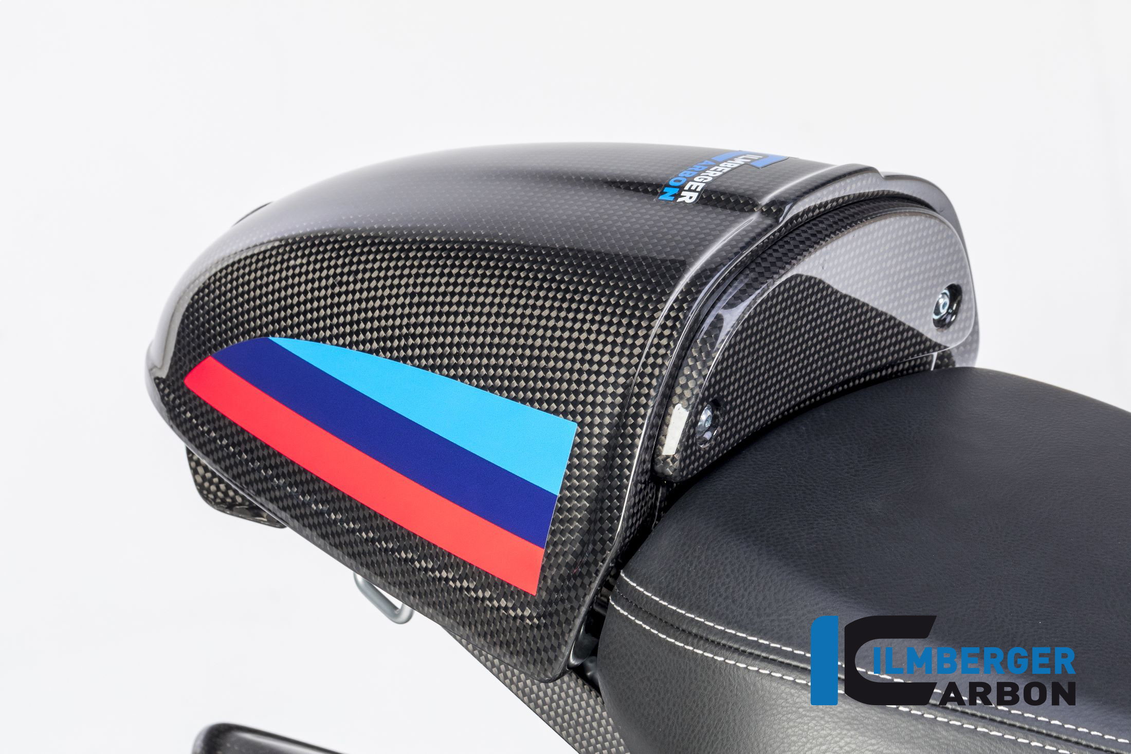 GeGShop.nl - Ilmberger Carbon BMW R9T Racer seat cover tail bag hump