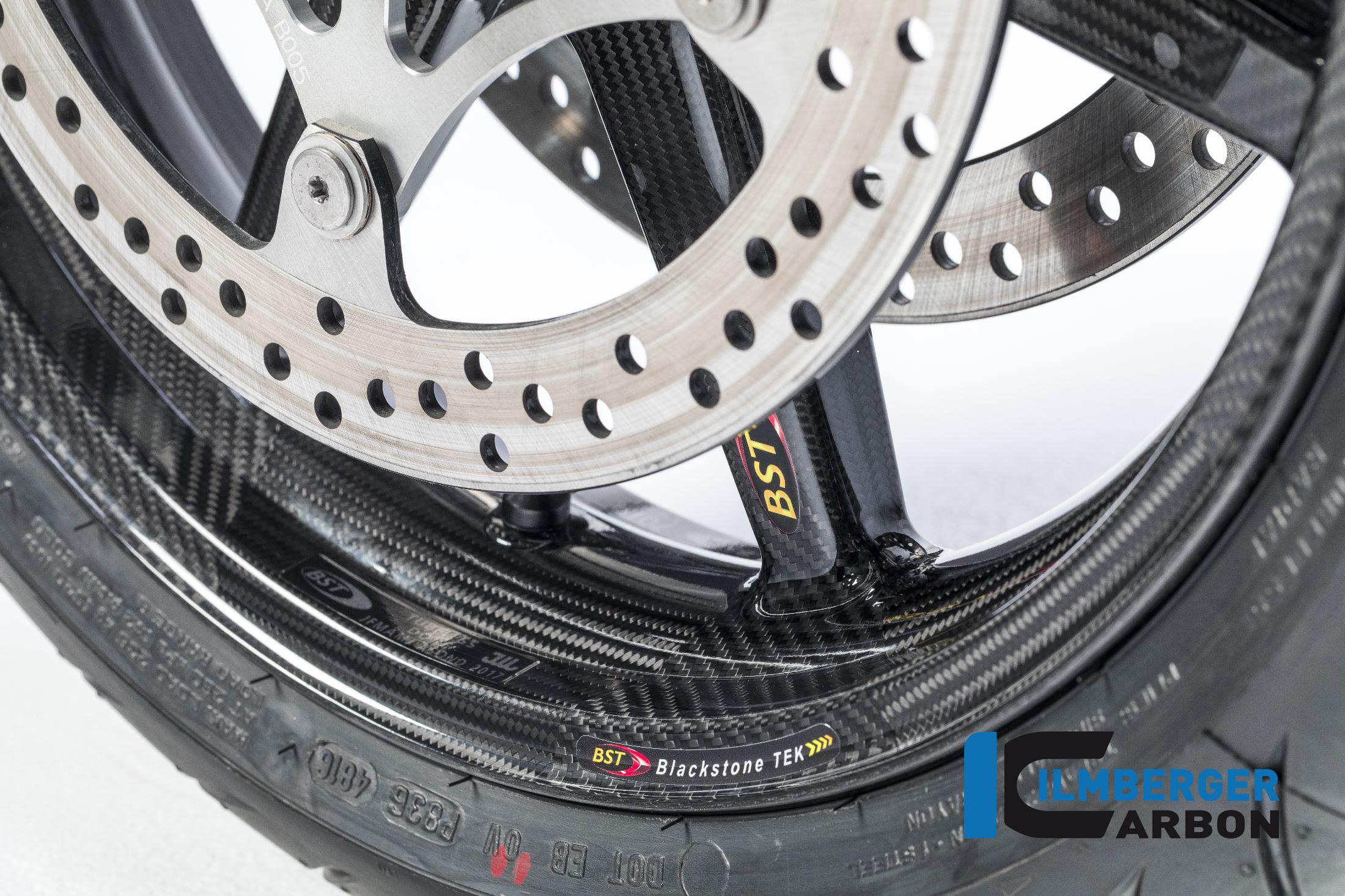 GeGShop.nl - Ilmberger Carbon BMW R9T Racer BST velg wiel wheel rim