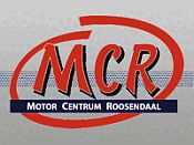 MCR - Motor Centrum Roosendaal