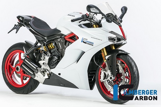 Ducati SuperSport 939 Ilmberger carbon