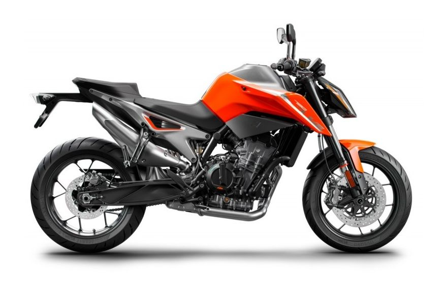 Evotech Performance KTM 790 Duke 2018+